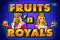 Грайте получай гроші во умная голова Fruits And Royals